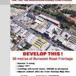 164-168 Burwood Road, HAWTHORN