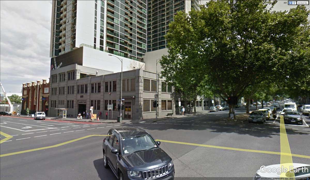 600 Lonsdale Street, Melbourne
