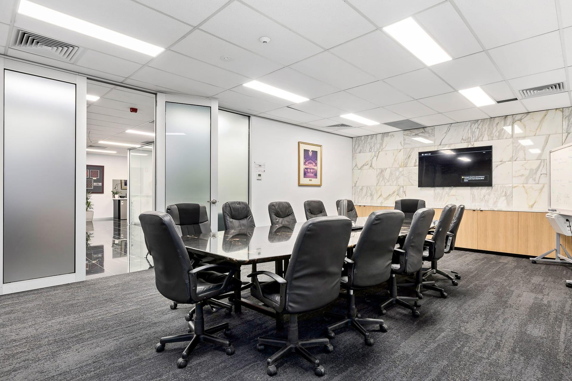 405-407 francis st-boardroom